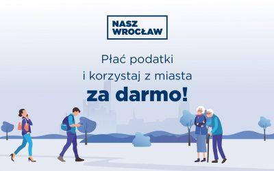 Podatki we Wrocławiu