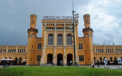 dworzec wrocław