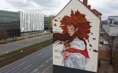 Mural Legnicka 64