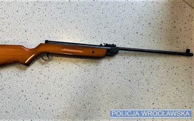 Broń pneumatyczna wrocław