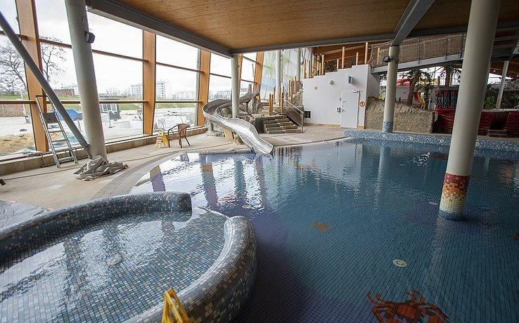 Aquapark remont