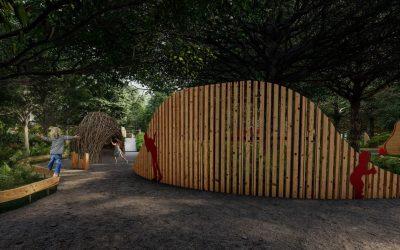 Plac zabaw park tarnogajski