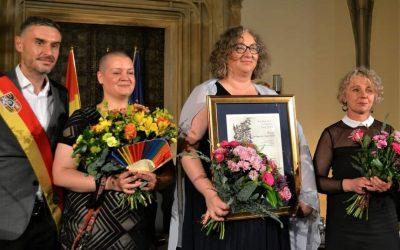 Ogólnopolski Strajk Kobiet Nagroda Wrocławia