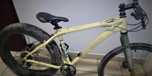 Kradzieże rowerów